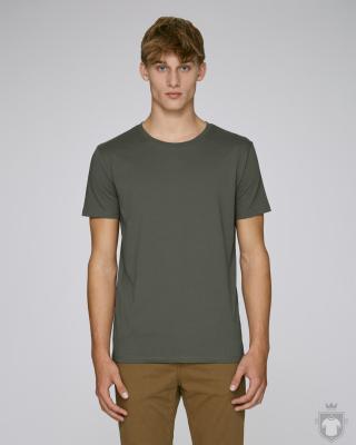 Camisetas Stanley/Stella Leads color Khaki :: Ref: C223