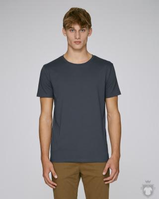 Camisetas Stanley/Stella Leads color India Ink Grey :: Ref: C715