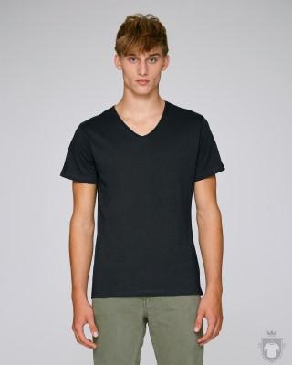 Camisetas Stanley/Stella Relaxes color Black :: Ref: C002