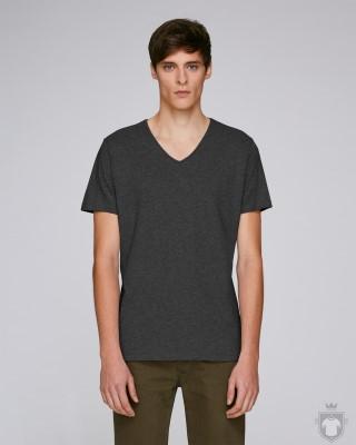 Camisetas Stanley/Stella Relaxes H color Dark Heather Grey :: Ref: C651