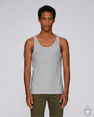 Camisetas Stanley/Stella Runs H color Heather Grey :: Ref: C250