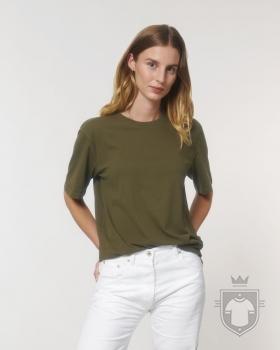 Camisetas Stanley/Stella Sparker color British Khaki :: Ref: C008