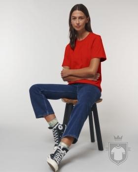 Camisetas Stanley/Stella Sparker color Bright Red :: Ref: C011