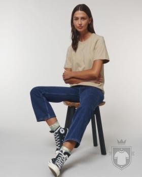 Camisetas Stanley/Stella Sparker color Desert Dust :: Ref: C028