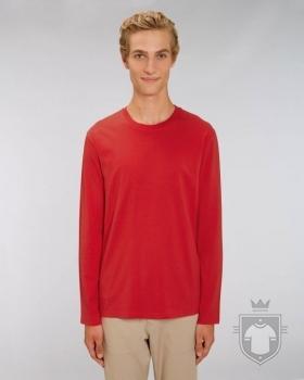 Camisetas Stanley/Stella Shuffler color Red :: Ref: C004