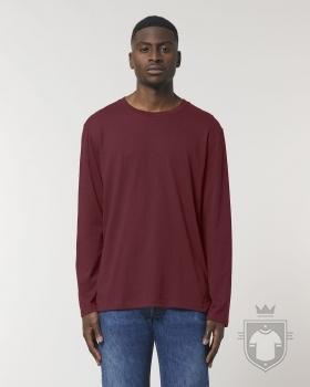Camisetas Stanley/Stella Shuffler color Burgundy :: Ref: C244