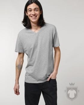 Camisetas Stanley/Stella Presenter Heather color Heather Grey :: Ref: C250