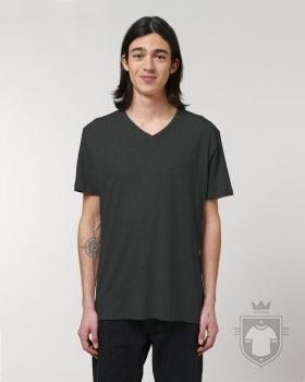 Camisetas Stanley/Stella Presenter Heather color Dark Heather Grey :: Ref: C651