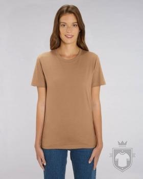 Camisetas Stanley/Stella Creator color Camel :: Ref: C010