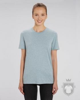 Camisetas Stanley/Stella Creator Heather color Heather Ice Blue :: Ref: C585