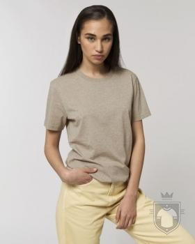 Camisetas Stanley/Stella Creator Heather color Heather Sand :: Ref: C592