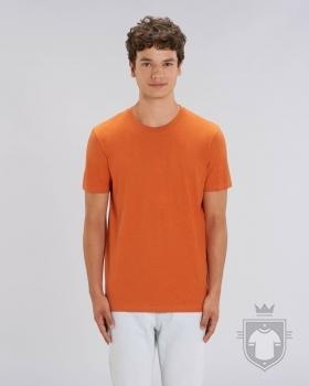Camisetas Stanley/Stella Creator Special Heather color Black Heather Orange :: Ref: C594