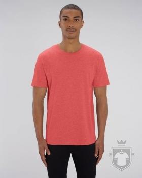 Camisetas Stanley/Stella Creator Heather color Mid Heather Red :: Ref: C657
