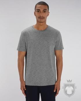 Camisetas Stanley/Stella Creator Special Heather color Marble Slub Heather Black :: Ref: C678