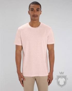 Camisetas Stanley/Stella Creator Heather color Cream Heather Pink :: Ref: C682
