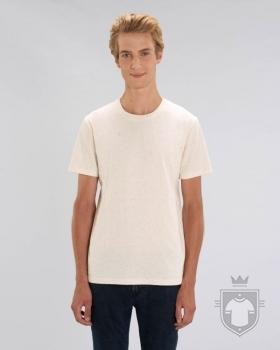 Camisetas Stanley/Stella Creator Special Heather color Ecru Neppy Mandarine :: Ref: C695