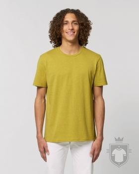 Camisetas Stanley/Stella Creator Special Heather color Heather Neppy Lemon Grass :: Ref: C699