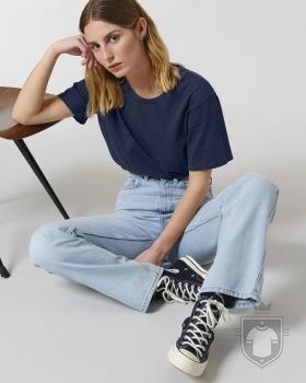 Camisetas Stanley/Stella Creator Denim color Dark Washed Indigo :: Ref: C552