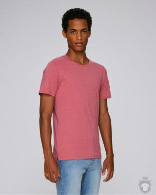 Camisetas Stanley/Stella Live SH color Heather Cranberry :: Ref: C583