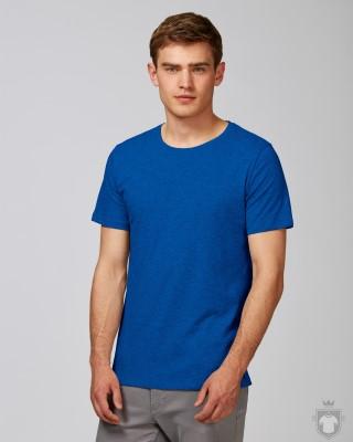Camisetas Stanley/Stella Live SH color Mid Heather Royal Blue :: Ref: C587