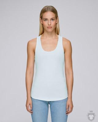 Camisetas Stanley/Stella Dreams color Baby Blue :: Ref: C015