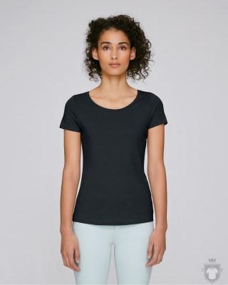Camisetas Stanley/Stella Loves color Black :: Ref: C002
