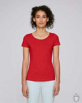 Camisetas Stanley/Stella Loves color Red :: Ref: C004