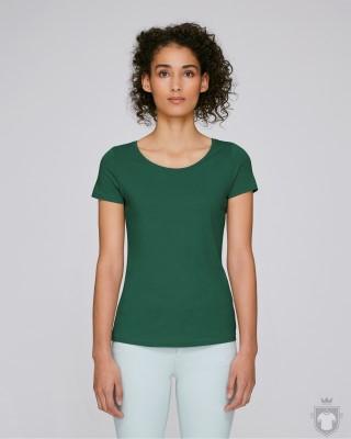 Camisetas Stanley/Stella Loves color Bottle Green :: Ref: C224