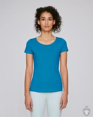 Camisetas Stanley/Stella Loves color Azur :: Ref: C231
