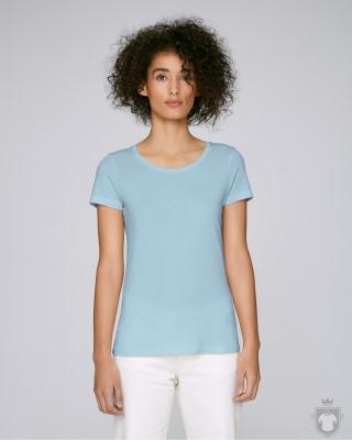 Camisetas Stanley/Stella Loves color Sky Blue :: Ref: C232