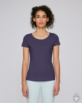 Camisetas Stanley/Stella Loves color Plum :: Ref: C241