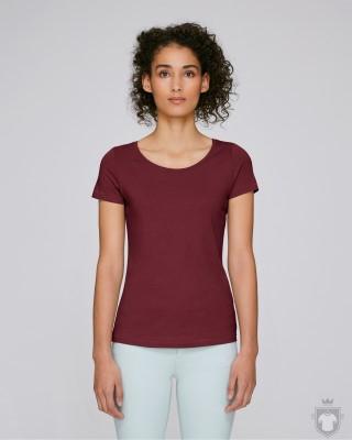 Camisetas Stanley/Stella Loves color Burgundy :: Ref: C244