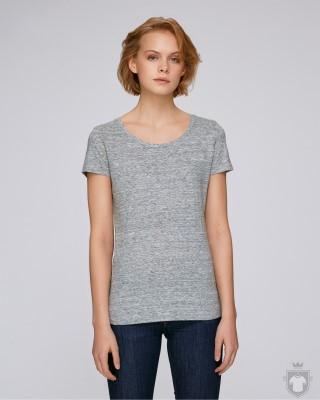 Camisetas Stanley/Stella Loves Special Heather color Slub Heather Grey :: Ref: C671