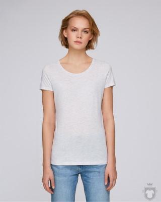 Camisetas Stanley/Stella Loves Special Heather color Heather Ash :: Ref: C693