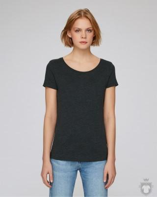 Camisetas Stanley/Stella Loves Special Heather color Heather Black Denim :: Ref: C697