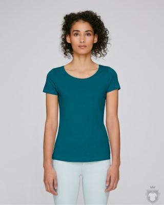 Camisetas Stanley/Stella Loves color Ocean Depth :: Ref: C710