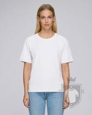 Camisetas Stanley/Stella Fringes W color White :: Ref: C001
