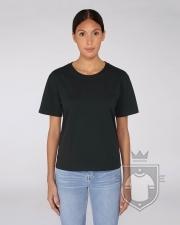 Camisetas Stanley/Stella Fringes W color Black :: Ref: C002