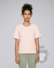 Camisetas Stanley/Stella Fringes W color Candy Pink :: Ref: C016