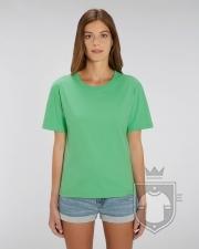 Camisetas Stanley/Stella Fringes W color Chameleon Green :: Ref: C027