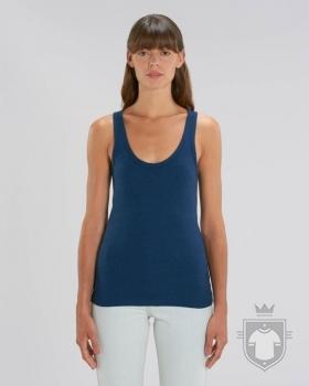 Camisetas Stanley/Stella Dreamer Special Heather color Black Heather Blue :: Ref: C588