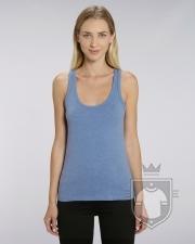 Camisetas Stanley/Stella Dreamer Heather color Mid Heather Blue :: Ref: C653