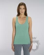 Camisetas Stanley/Stella Dreamer Heather color Mid Heather Green :: Ref: C656