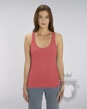 Camisetas Stanley/Stella Dreamer Heather color Mid Heather Red :: Ref: C657