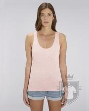 Camisetas Stanley/Stella Dreamer Heather color Cream Heather Pink :: Ref: C682