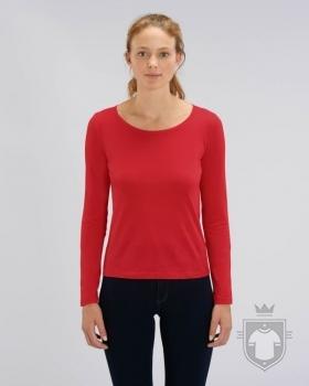 Camisetas Stanley/Stella Singer  color Red :: Ref: C004