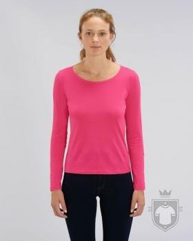Camisetas Stanley/Stella Singer  color Pink Punch :: Ref: C024