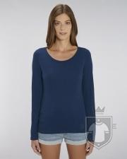 Camisetas Stanley/Stella Singer Special Heather color Black Heather Blue :: Ref: C588