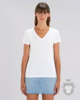 Camisetas Stanley/Stella Evoker color White :: Ref: C001