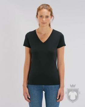 Camisetas Stanley/Stella Evoker color Black :: Ref: C002